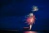 Selsey Lifeboat Week Fireworks Display (Simon Giddings) Tags: ocean uk light sea summer england sky cloud colour reflection water night lights westsussex cloudy fireworks unitedkingdom smoke explosion august firework flare rocket colourful pyro bang selsey explode chichester pyrotechnics pyrotechnic