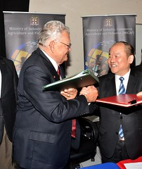 Jamaica to Benefit From Framework Agreement With China