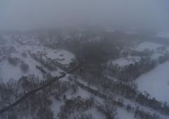 March 14, 2017 Snowstorm (Matt Champlin) Tags: snow snowstorm blizzard snowy aerial cny fingerlakes skaneateles home drone dji djiphantom phantom4 2017 march
