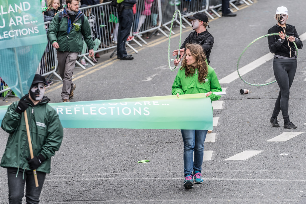 DUBLIN INSTITUTE OF TECHNOLOGY [PATRICKS DAY PARADE IN DUBLIN 2017]-126050