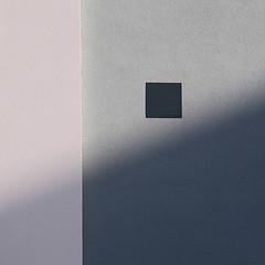 but what's it for? (caeciliametella) Tags: lorrainekerr caeciliametella abstract astratto urban urbano wall mura pink grey rosa grigio square 11