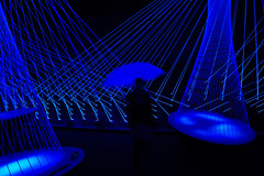Rainy Blues (GER.LA - PHOTO WORKS) Tags: luminale frankfurt