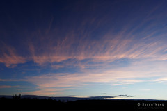 20170301-57-Sunset clouds (Roger T Wong) Tags: australia greatpinetier np nationalpark sel1635z sony1635 sonya7ii sonyalpha7ii sonyfe1635mmf4zaosscarlzeissvariotessart sonyilce7m2 tasmania wha wallsofjerusalem worldheritagearea bushwalk camp clouds hike sunset trektramp walk
