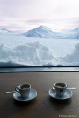 White Caffè (Giuseppe Luigi Dipace) Tags: samsung kzoom giuseppeluigidipace montagna neve moutain travel touring tourism trentino italy caffè presena ghiacciaio
