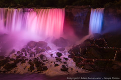 Colorful American Falls (3scapePhotos) Tags: 3scapephotos americanfalls canada blue cascade cascading color contemporary dark den dusk evening falls flow flowing flowingwater fresh illuminated landmark landscape landscapes late light lights livingroom longexposure mist modern natural nature niagarafalls night office ontario outdoors rapid rapids red river rushing rushingwater scenic scenics twilight violet wallart water waterfall waterfalls