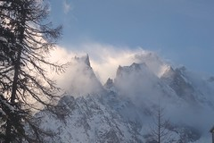 Courmayeur (OliveTruxi (1 Million views Thks!)) Tags: courmayeur landscape neige snow italy
