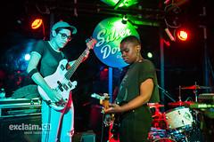 Vagabon at Silver Dollar, Toronto ON, 2017 04 05 (exclaimdotca) Tags: concertphotography concert shaneparentphotocom shaneparent livemusic silverdollarroom silverdollar vagabon