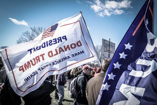 2017.03.04 Pro-Trump Rallies Washington, DC USA 00363