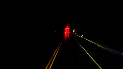 Remember How Fast They Passed Us....I Wonder (raymondclarkeimages) Tags: raymondclarkeimages rci usa google yahoo g4 smartphone outdoor 8one8studios road lg flickr night dark vs986 lines emergency ambulance medic stat traffic red lights cellphonephotography smartphonephotography