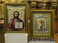 Octavario por la Unidad de los cristianos _ 157 (Iglesia en Valladolid) Tags: parroquiaortodoxadesanjoaquínysantaana capilladelacongregación icono iconos