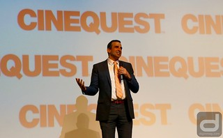 Cinequest Film & VR Festival 2017: San Jose Mayor Sam Liccardo