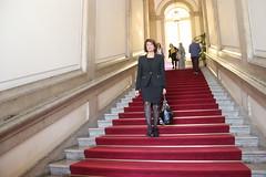 Teresa Morais na Cerimónia dos 40 anos da reforma do Código Civil