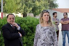 """José Matos Rosa na assinatura do acordo autárquico """"Coligação Mais"""" em Vila Franca de Xira"""