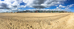 Southwold Beach (georgiagreenphoto) Tags: beach norfolk seaside beachhuts blueskies sand walks family
