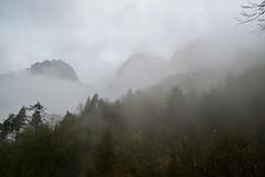 Calling the rain (matteo.buriola) Tags: friuli prealpi carniche monte ciavac mist landscape panorama mountains nikon d3100