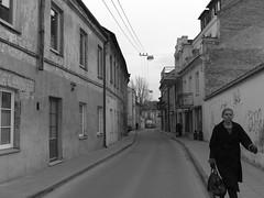 strade di vilnius (eliobuscemi) Tags: vilnius lituania street strada