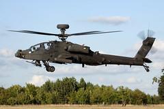ZJ174_WestlandApacheWAH1_BritishArmy_SPTA (Tony Osborne - Rotorfocus) Tags: agustawestland apache army air corps aac salisbury plain spta training area departure ah1 boeing attack helicopter british 2010