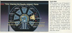 TWA CDG diagram, 1992 (airbus777) Tags: twa cdg 1992