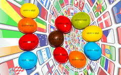 Happy 10 years - HMM (Flemming Andersen) Tags: happy10years candy colours macro marcomondays jelling regionsyddanmark denmark dk