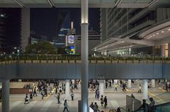 Nagoya Terminal Station (kinpi3) Tags: 名古屋 japan nagoya night cityscape meieki ricoh gr