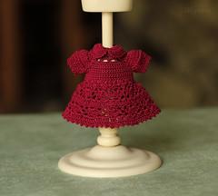 #115 (Ulanna) Tags: crochet dress blouse pukifee latiyellow