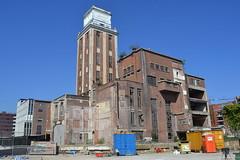 Brouwerij De Dijle, Leuven (Erf-goed.be) Tags: brouwerij dedijle artois vaartkom leuven archeonet geotagged geo:lon=47012 geo:lat=50887 vlaamsbrabant watertoren