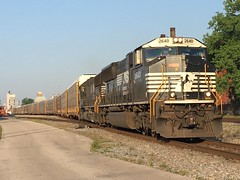 NS SD70M 2640-26A (southernrailway7000) Tags: norfolksouthernrailroad nssd70m2640