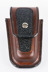 01_Front (CabbitCastle) Tags: cabbit castle leather leatherworking sewed sewing tooled cabbitcastle leatherman skeletool belt pouch edc