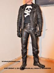 DSC_0162Bz (LeatherMale) Tags: cuir leather leder