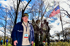 Syrus, David - 23 Red (indyhonorflight) Tags: ihf indyhonorflight angela napili 2223 april