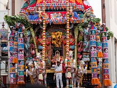 Main Chariot-(Close Up) - Ther Festival - 2017 - Mylapore, Chennai (Ravi Kappagantula) Tags: 08 2017 april canonef24105f4lisusm canoneos1dsmarkiii mylapore ravikappagantula ther thirumailai chennai kapaleeshwarar