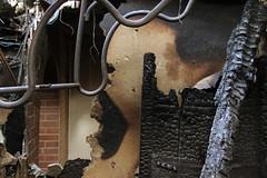 HausBrand063 (hgyx) Tags: feuer brand zerstörung erkalten spuren