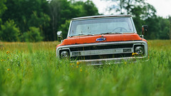 out there (Marty Hogan) Tags: 1970chevyc10 c10 chevrolet 8350