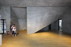 IMG_8071 (trevor.patt) Tags: archiunion architecture concrete hyperbolicparaboloid shuttering westbund art gallery shanghai cn