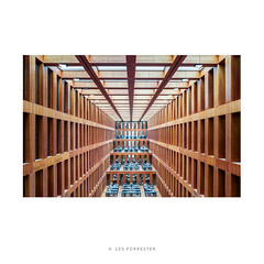 Inside The Box (Les Forrester) Tags: travel architecture europe interiors city cityscapes lines light fujifilm