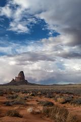El Capitan (Tonio06fr) Tags: daylight natural landscape desert kayenta cloudy sedimentary elcapitan day arizona usa sky america mountain