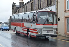 FYD 864T: McCall, Lockerbie (chucklebuster) Tags: fyd864t aec reliance plaxton supreme mccalls anderson taylors kirkby stephen