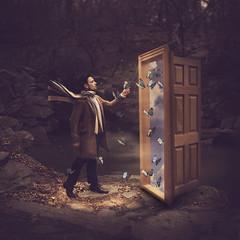 Open The Door To Change