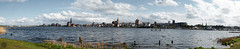 Panorama Rostock #1 (victorlaszlo73) Tags: rostock mecklenburgvorpommern warnow innenstadt frühling spring sonnig wolkig sunny cloudy
