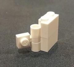 Connection (Dodge...) Tags: lego slug 2017 technique connection brickcan2017 hinge
