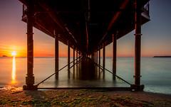 IAT_1578 (Ian Tomlinson, UK) Tags: seafront devon tokina landscape sunrise nd filter
