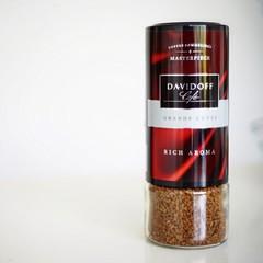 ได้มานานล่ะกินแต่กาแฟสดไม่เคยลองสักที วันนี้ลองหน่อย Davidoff Café