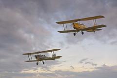 (mark_rutley) Tags: aircraft airshow airforce tigermoth shoreham riat airdisplay biplanes shorehamairshow