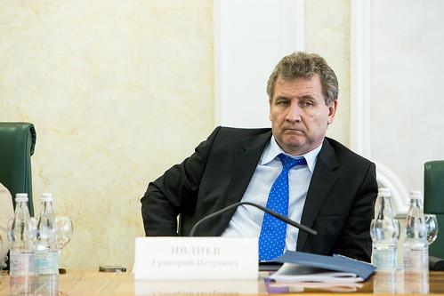 Статс-секретарь – заместитель Министра культуры РФ Григорий Ивлиев