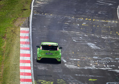 RS @ brnnchen (D - 15 photography) Tags: green ford focus ultimate mk2 rs nordschleife nrburgring brnnchen carfriday