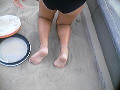 f379527 (DolceaiPiedi) Tags: feet girl foot candid barefoot piedi ragazze amatorial amatoriali