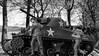 Sherman Tank in Ardennes (WesternOutlaw) Tags: sherman toysoldiers 132 21stcentury 132scale oryon ustank ultimatesoldier wwiitank sherrnantank