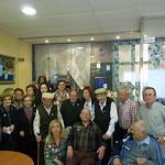 """Visita de los usuarios del Centro de Día a la Hdad. Santa María Cleofé <a style=""""margin-left:10px; font-size:0.8em;"""" href=""""http://www.flickr.com/photos/66328746@N04/13971940124/"""" target=""""_blank"""">@flickr</a>"""