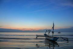 Perahu Jukung | Ujung Genteng, Sukabumi