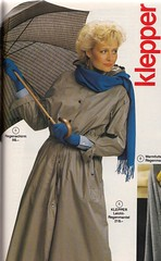 1985 (dykthom1000) Tags: fashion raincoat mode 1985 regenmantel kleppermantel kleppermode